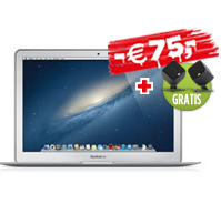 Neue Macbook-Air Modelle mit 75€ Rabatt! + gratis Soundsystem (Wert: 99€)! @MacTrade