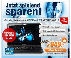Notebooks und PCs stark reduziert – 50€ – 200€! @Medion