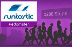 Nur für kurze Zeit kostenlos – Runtastic Schrittzähler Pro mit Perdometer App [Andriod]