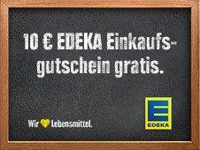 [Lokal] P&G Produkte im Wert von 20€ kaufen und 10€ Gutschein erhalten @Edeka
