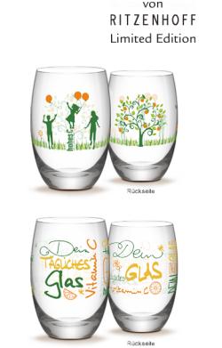 Ritzenhoff Glas gratis beim Kauf von Hohes C