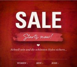 Sale im Esprit Onlineshop! — z.B. T-Shirts ab 8,99€! — nur 0,95€ Versandkosten!