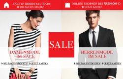 Sommer Sale – Herren-/Damenmode + Gutscheine @Peek & Cloppenburg (z.B. Jack&Jones Hose für 29,95€!)