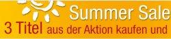 Summer Sale – 3 Titel (DVD/Blu-ray) kaufen und 3€ sparen @Amazon