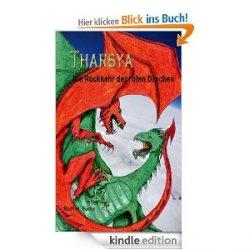Tharsya. Die Rückkehr der roten Drachen – Fantasyroman GRATIS @Amazon