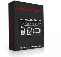 Videokonverter Mobile Video 2.0 Vollversion Gratis statt 19,99€ als Download