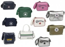 Viele Converse All Star Umhängetaschen für 27,89€ @Ebay