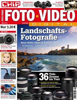 1 Ausgabe CHIP FOTO-VIDEO und CHIP mit DVD kostenlos