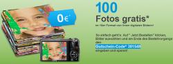 100 Fotos von FUJIdirekt für 2,99€ inkl. Versand!