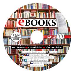 1400 (!) eBooks für nur 3,00€! @Chip Kiosk