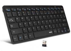 19,99€ statt 49,99€: Ultra Slim Blutooth Wireless Mini Tastatur für iPad, Samsung Galaxy und Co. @Amazon