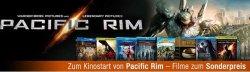 2 Tage-Schnäppchen Aktion zum Kinostart von Pacific Rim @Amazon