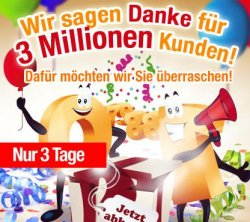 3 verschiedene Plus Gutscheine: Versandkostenfrei / 10€ / 10% Rabatt