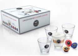 4 Latte Macchiato Gläser von Lavazza A Modo Mio für 5 € statt 26 € @Saturn.de