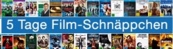 5 Tage Filmschnäppchen bei Amazon nur vom 4.7-8.7 reduzierte Blu-rays und DvDs