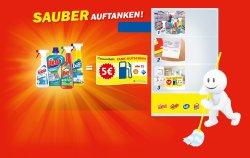 5€ Tankgutschein bei kauf von 4 Henkel Produkten