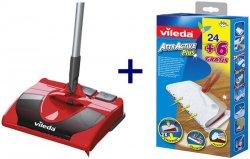 Akku-Besen von Vileda + 30 zusätzlichen Staubtüchern für 29,99€ statt 49,99 €. @ebay