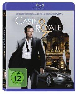 Alle James Bond Teile einzeln auf Blu-ray schon ab 8,97€ @Amazon