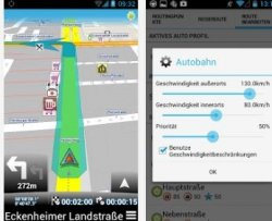 [Android] Offline Navigation: MapFactor: GPS Navigation kostenlos @Google play