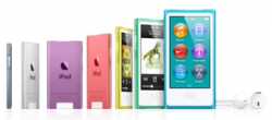 Apple Store: iPod nano 7g refurbished – 109€, begrenzte Menge