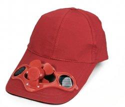 Gadget: Baseball Sport Kappe mit Solarenergie Ventilator für 6,79€ inkl. VSK @eBay