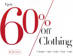 Bekleidung Schnäppchen – bis zu -60% @Amazon UK