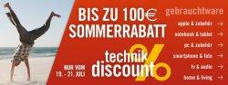 Bis zu 100€ Rabatt auf gebrauchtware bei Cyberport – ab 250€ Bestellwert 25€ usw…