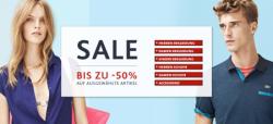Bis zu -50% sparen @Lacoste Sale + keine Versandkosten
