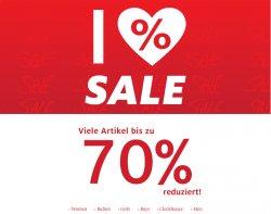 Bis zu 70% Rabatt im C&A Online Sale
