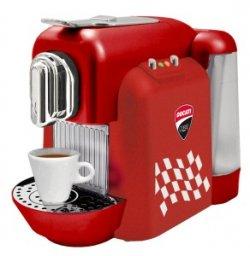 DaVito Kaffeemaschine im Ducati-Design für nur 93,99€ inkl. Versand statt statt 149,99