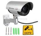 Dummy/Attrappe Überwachungskamera für nur 8,09€ mit Versand aus HongKong @eBay