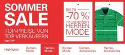 Ebay Somer Sale: Bis zu 70% Rabatt in versch. Kategorien