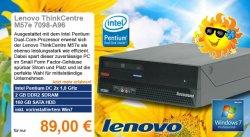 Elektro B-Waren – extrem reduziert – bis zu -90% ggü. UVP @Itsco (z.B. Lenovo ThinkCentre für 89€!)