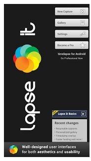 """Für Android + iOS – Zeitraffer App """"Lapse It"""" als Pro Version heute kostenlos"""