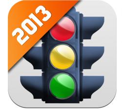 Gratis App des Tages: Pocket Fahrschule – Führerschein Theorie Prüfung 2013 statt 12,90€