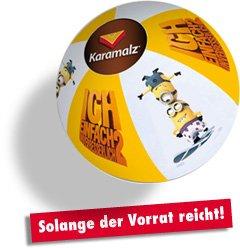 Gratis Karamalz Wasserball bei Facebook