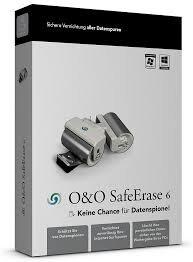 Gratis statt 26 € Professionelles Löschprogramm O&O SafeErase 6 Professional Edition @oo-software.com