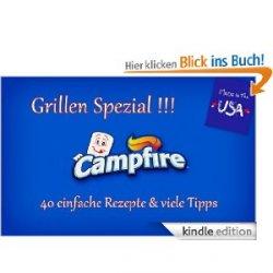 Gratis statt 7,00€: Grillen Spezial Ratgeber und Rezepte als eBook bei Amazon
