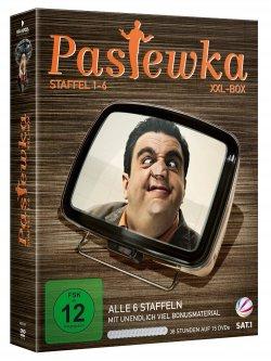 Große DVD XXL Box – Pastewka – Staffel 1-6 [15 DVDs] 29,97€ vergl. Preis ab. 37,99€