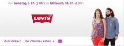 Großer LEVIS und JOOP! Sale – Bekleidung und co. zum Tiefspreis! @Vente-Privee
