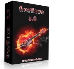 """Konvertierungs-Programm """"freeTunes 3.0″ gratis statt 20€ @EngelmannMedia GmbH"""