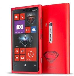 Kostenlos Nokia Lumia 920 MAN OF STEEL Cover @nokia.com