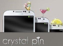 Kostenloser Crystal Pin beim Kauf eines Samsung Galaxy S4 oder S4 Mini