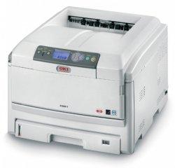 OKI C821n, Farb-Laserdrucker, um 250€ reduziert