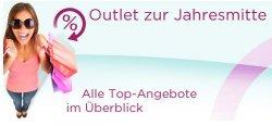 Outlet zur Jahresmitte! – bis zu 52% reduziert! @QVC