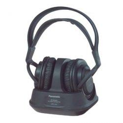 Panasonic RP-WF820E-K Funk Kopfhörer inkl. Ladestation für 29€! @Redcoon