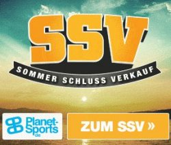 Planet-Sports SSV Sale mit 60% Rabatt + 5€ & 10€ Gutschein