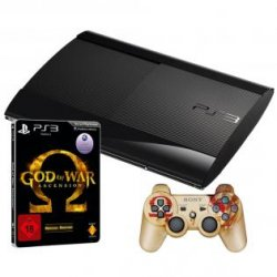 Play Station 3 Super Slim mit 500GB und God of War Ascension für nur 199€ @Redcoon