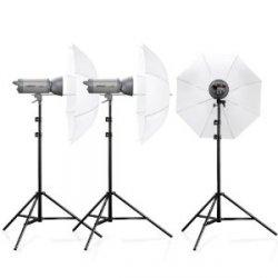 Preisfehler bei Amazon UK: Walimex Pro Studioset VC-600/600/600 (15453) aktuell £88.66 zzg. Versand