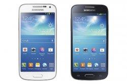 Samsung Galaxy S4 Mini (Schwarz/Weiß) mit Allnet-Flat für eff. 9,38€/12,38€ monatlich @LogiTel